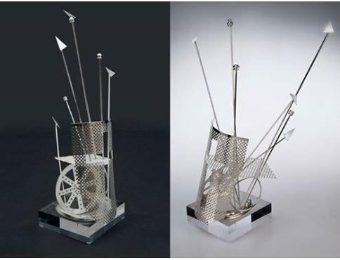 Premio Palio Legnano, Scultura in argento 2015