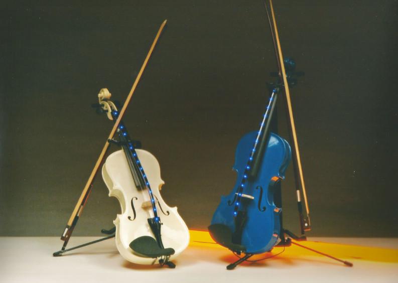Concerto silente (particolare) - Chiesa San Sisto, Piacenza 2007