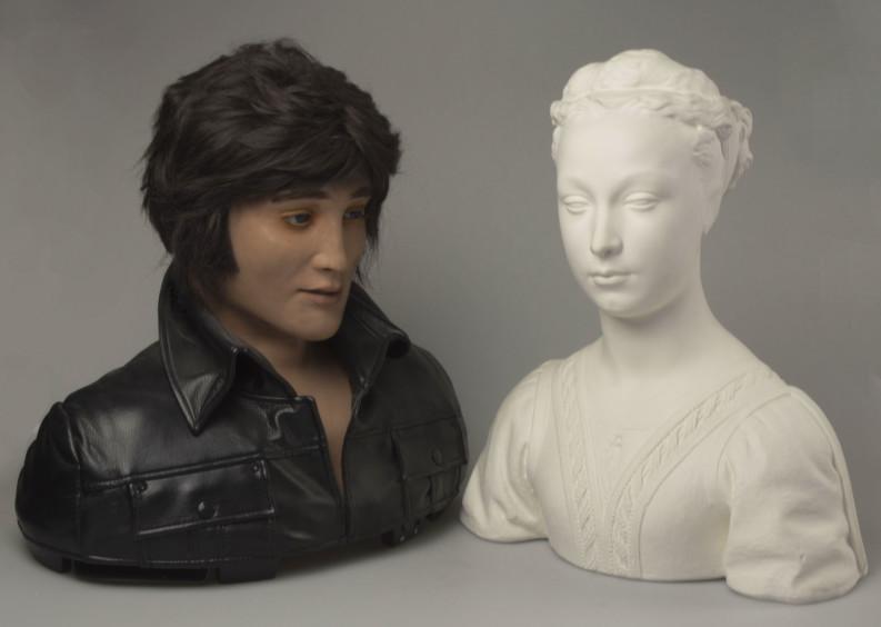 Elvis wooes the Duchess of Urbino, 2007