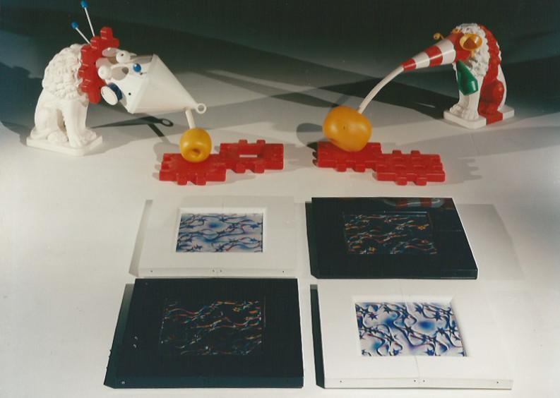 Sound Sculptures - Drops - Bevilacqua la Masa, Venezia 1999