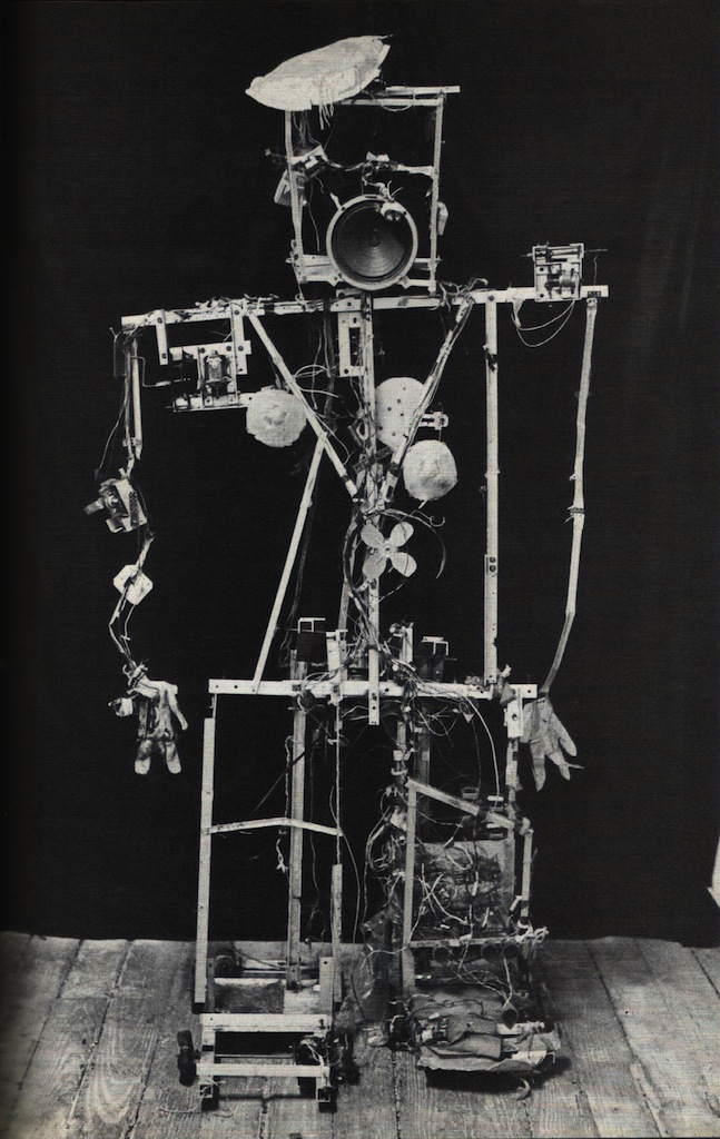 Nam June Paik - Robot K-456 – 1964