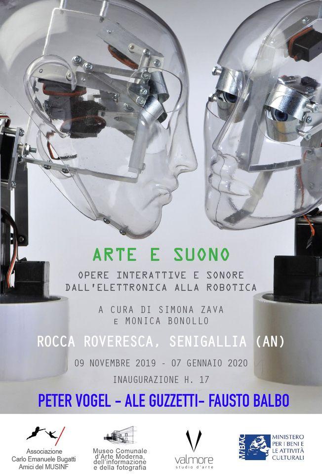011) ARTE e SUONO - Rocca Roverasca, Senigallia - inaugurazione 9 novembre 2019