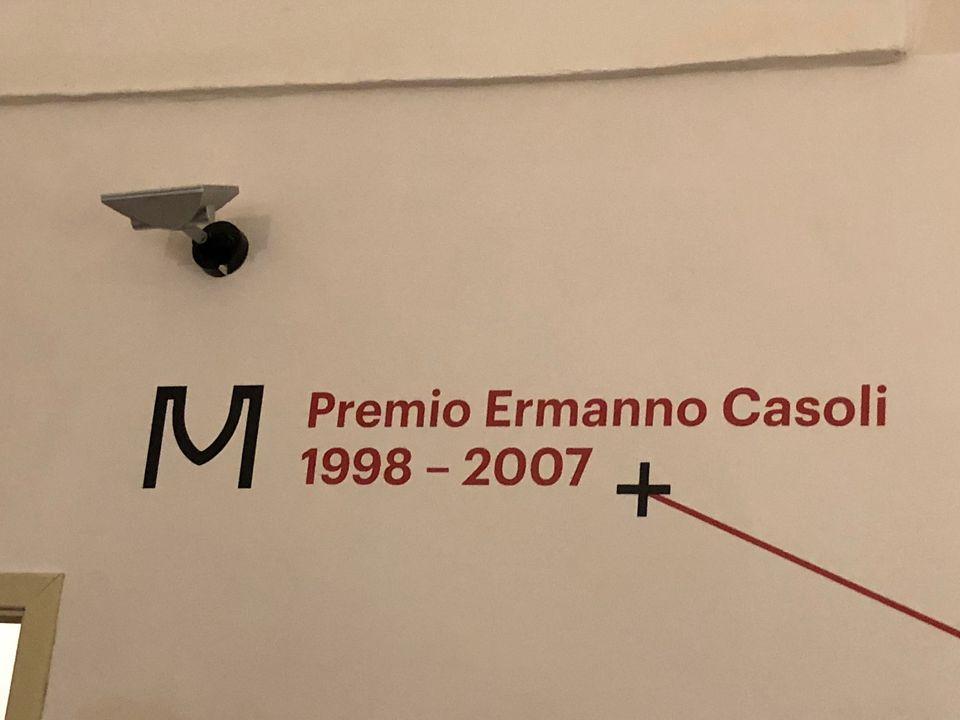 08) COLLEZIONE PREMIO CASOLI 1998_2007 - Museo Ermanno Casoli, Serra San Quirico - Inaugurazione 13 aprile 2019